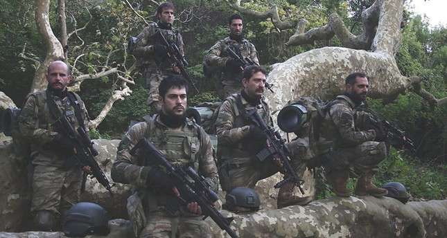 تركيا الآن الأخبار التركية باللغة العربية روحي فداء فيلم تركي جديد يجسد بطولات القوات الخاصة في عملياتها ضد الإرهاب
